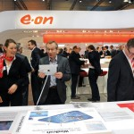 E.ON auf der E-world 2015