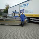 Reinhard Richter führt das Unternehmen seit 1991