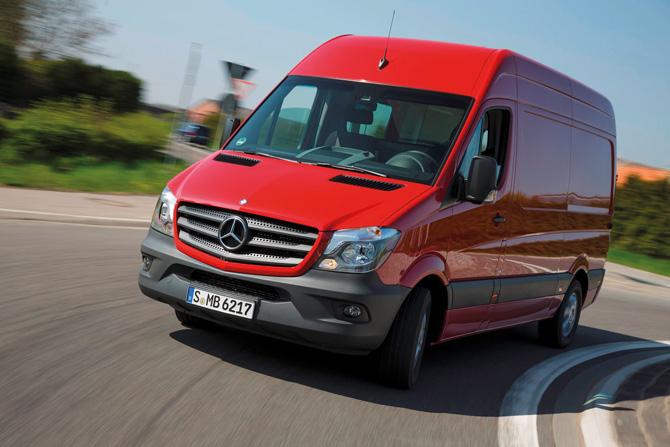 Mercedes-Benz Bank bringt Schwung in die Transporter-Finanzierung (1)