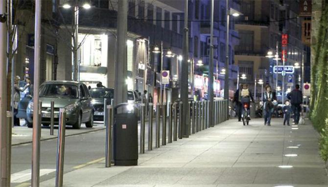 Mobil zu Fuß und gut beleuchtet – Pontevedra zeigt wie´s geht