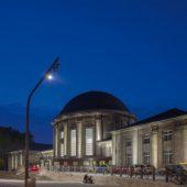 Wandel: Neues Licht für Ottoplatz und Bahnhof Köln-Deutz (1)