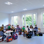 Schulerweiterung mit ALHO-Raummodulen