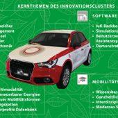 Schaubild: Kernthemen des Innovationsclusters