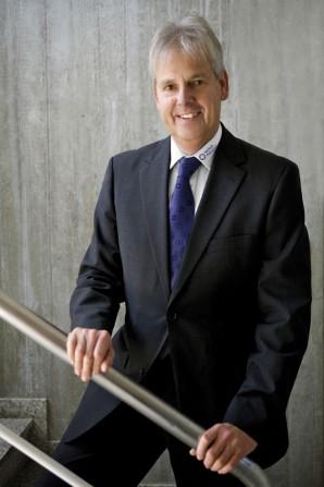 Dr. Reinhard Mann, Senior General Manager der Nilfisk GmbH
