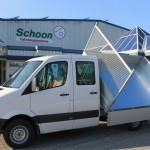Der SCHOON KIPPER ist robust gebaut und bewusst einfach gehalten.