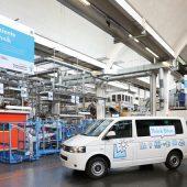 Das Umweltprogramm 'Think Blue. Factory.' zeigt deutliche Wirkung.