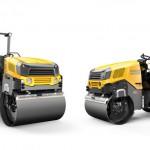 Wacker Neuson: 15 neue Walzenmodelle im Portfolio