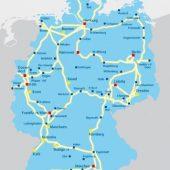 WINGAS LWL vermietet bundesweit Lichtwellenleiter-Kapazitäten aus einem inzwischen rund 7.000 Kilometer langen deutschlandweiten Netz an Glasfaserkabeln.