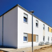 Stadt Köln errichtet vier Standorte für Flüchtlinge mit ALHO