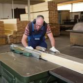 Maßarbeit: Das Unternehmen ist eher Spezial-Manufaktur als Fabrik.