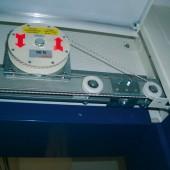 DICTATOR entwickelt und produziert seit Jahrzehnten stromlose Schließsysteme für Schiebetüren und –tore.
