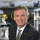 Markus Asch, Stellvertretender Vorsitzender der Geschäftsführung der Alfred Kärcher GmbH & Co. KG