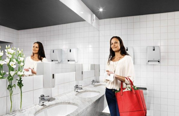 Im Ländervergleich sind die befragten Deutschen mit der Situation in öffentlichen Toiletten am unzufriedensten – es besteht somit Handlungsbedarf.
