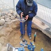Leichtes Fallgewichtsgerät: Gegen Pfusch im Tief- und Straßenbau