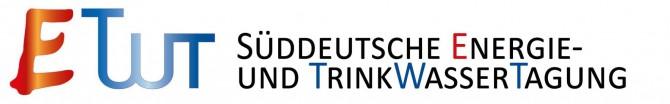 ETWT Logo3 - 6. Süddeutsche Energie- und Trinkwassertagung in Hawangen