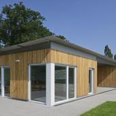 Algeco, der Marktführer für modulare Raumlösungen, hat im Auftrag der Stadt Schwetzingen innerhalb von nur drei Wochen ein multifunktionales Gebäude errichtet.