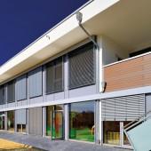 Deutschlandweit erste Modulbau-Kita als EnergiePlus-Gebäude