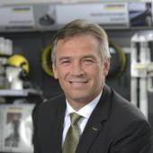 Markus Asch, Vorsitzender des Fachverbandes Reinigungssysteme VDMA