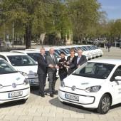 Kommunen setzen auf Kleinstlieferwagen e-load up! (Foto: Alexander Schlögel)