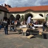 """""""Tag des Friedhofs-Aktionen in Wiesbaden"""" (Foto: Treuhandstelle für Dauergrabpflege Hessen-Thüringen GmbH)"""