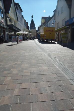 kd156 blatt beton2 - Winnenden setzt bei Sanierung der Fußgängerzone nicht nur auf Optik