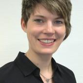 Anika Wetzlar, Assistentin der Geschäftsführung der WFG