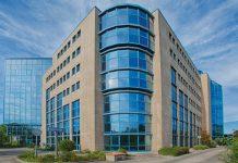 Firmensitz von Francotyp-Postalia in Berlin