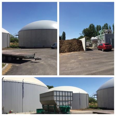 Die Verwertung landwirtschaftlicher Substrate wie Gülle, Mist und Futterreste ist immer noch lukrativ. Wie auf der 650-Kilowatt-Biogasanlage in Nessa, Sachsen-Anhalt – seit Mai 2015 im Vollbetrieb, geplant und gebaut vom Planungsbüro Greenline aus Flensburg.