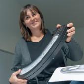 """""""Wir freuen uns sehr über den Preis und die damit verbundene Wertschätzung"""", sagt Petra Denst. Seit 1992 bei WE-EF tätig, verantwortet die Diplom-Designerin das Produktdesign des Außenleuchtenherstellers."""