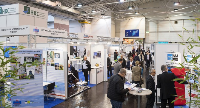 16aq02 - Hochwasserschutzmesse acqua alta erfolgreich weiterentwickelt