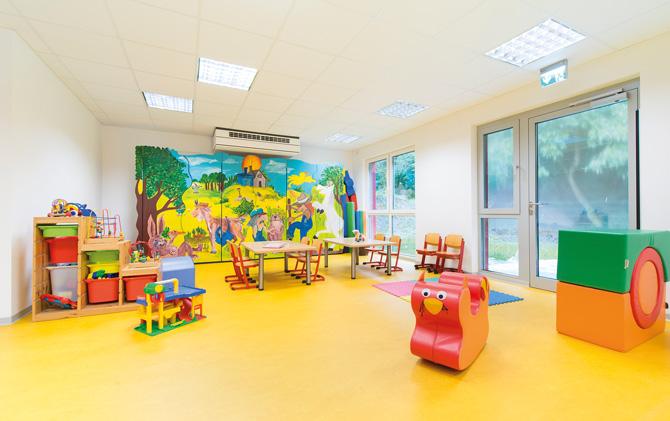 kd161 algeco2 - Mütterzentrum Bremen-Vahr Modulbau und Passivhaus intelligent kombiniert