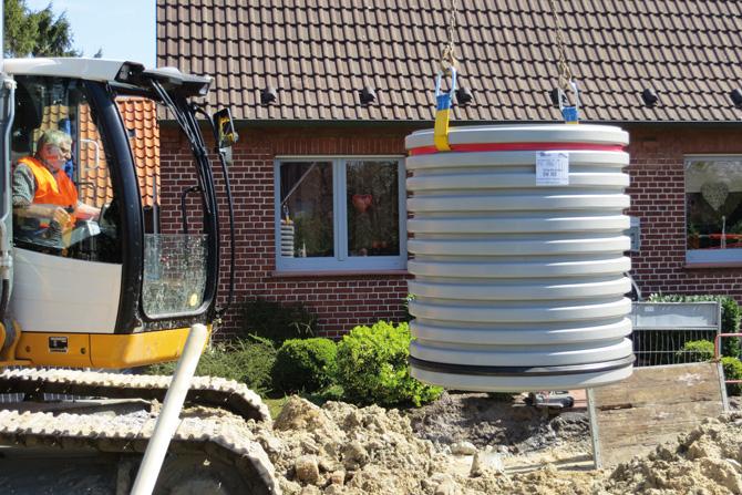 kd161 funke sendenhorst2 - Kanalsanierungsarbeiten in Sendenhorst