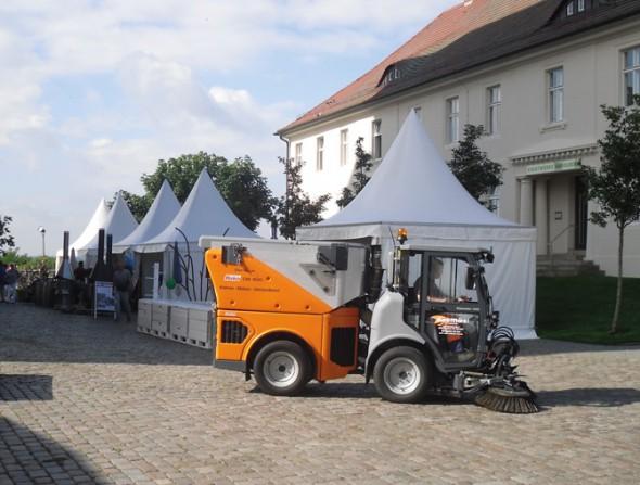kd161 hako1 - Zuverlässige Sauberkeit in der BUGA-Stadt Havelberg