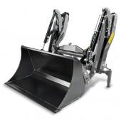 kd161 kaercher2 170x170 - Kärcher: Erstmals Frontlader für Kommunalmaschinen der Mittelklasse