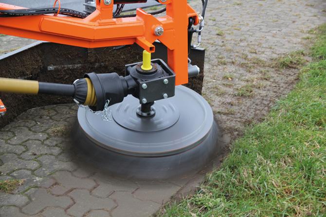 kd161 kersten - Neue Geräte zur mechanischen und thermischen Wildkrautbeseitigung