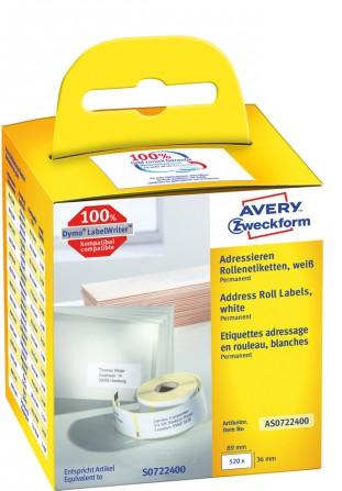 kd162 avery zweckform1 - Avery Zweckform mit neuem Sortiment für Etikettendrucker