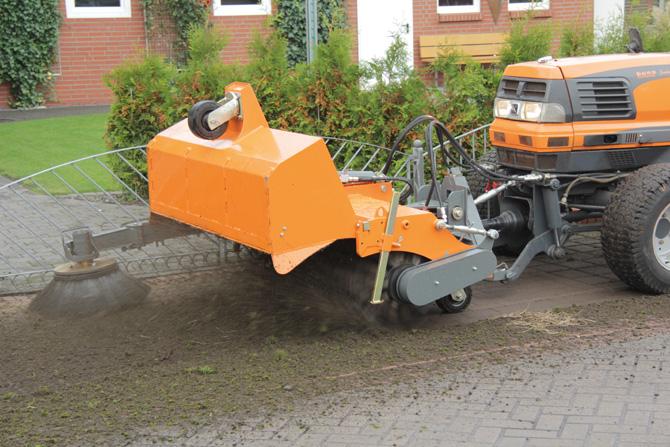 kd162 bema - bema GmbH Maschinenfabrik mit umweltschonender Lösung gegen Wildkraut
