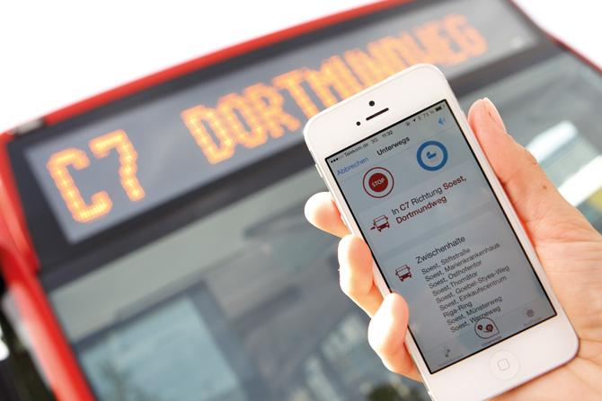 """Der Kreis Soest gehört mit der App """"Smart4You"""" zu den 17 Finalisten des Ideenwettbewerbs (Foto: Kreis Soest)"""
