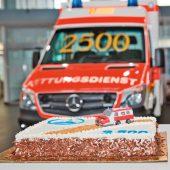 kd163 daimler lowres1 170x170 - 2500ster Sprinter-Rettungswagen für den Rettungsdienst in Bayern