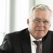 Dietrich Suhlrie, Mitglied des Vorstands bei der NRW.BANK