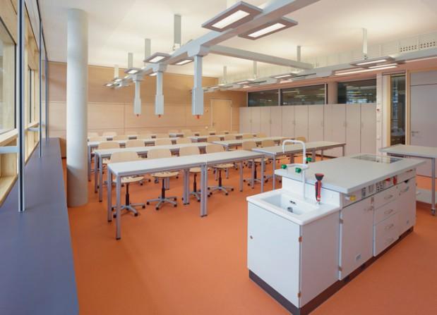 kd163 nora systems3 - Kautschukböden für die Campus-Schule