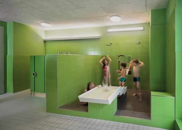 rako fliesen f r neue berliner kindertagesst tte. Black Bedroom Furniture Sets. Home Design Ideas