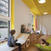 kd163 rako6 170x170 - Rako-Fliesen für neue Berliner Kindertagesstätte