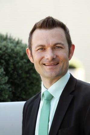 Stefan Dittrich, Projektleiter der GaLaBau, NuernbergMesse GmbH