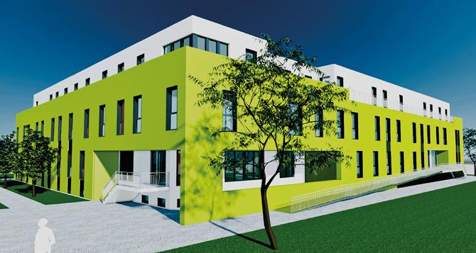 Fotos: Algeco; Architekt: Martin Petermann