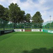 """Mit Minispielfeldern lässt sich die Integration sozial benachteiligter Kinder und Jugendlicher fördern – wie das Projekt """"Strassenkicker: Court"""" der Lukas Podolski Stiftung in Köln zeigt."""
