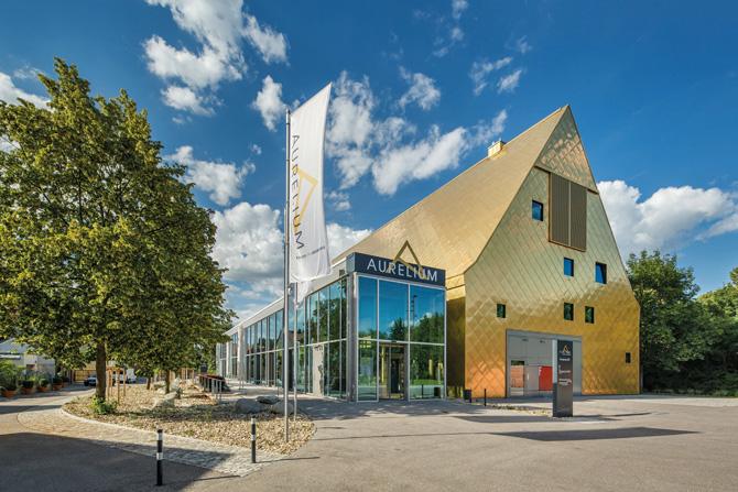 kd165 rako1 - Rako-Fliesen für neues Kultur- und Begegnungszentrum: