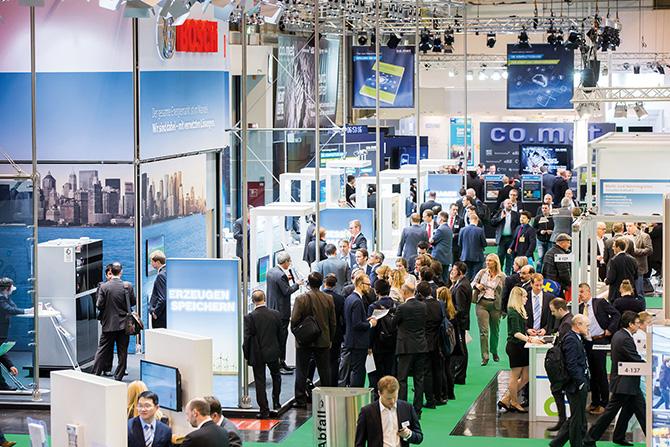 kd166 e world2 - Ausstellungsbereich Smart Energy mit neuen Unternehmen