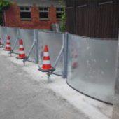 Hochwasserschutz Ohrntalradweg