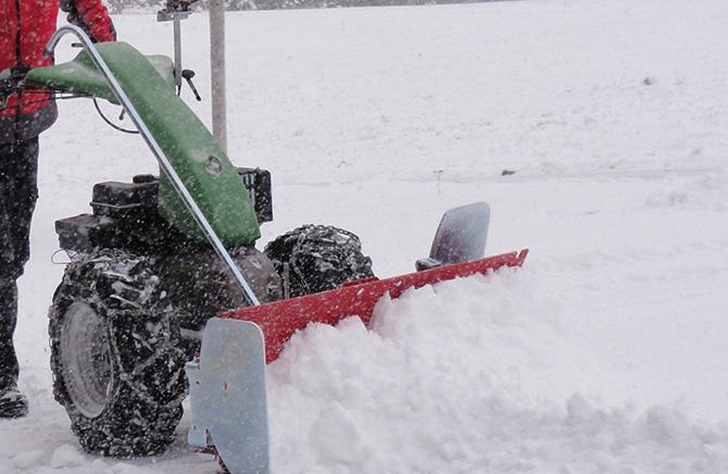 kd166 lipco - Rapid Einachser – perfekt für den professionellen Winterdienst